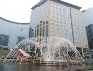 旱式喷泉订做厂家-旭泉园林